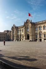 LIMA, PERU: Panoramic View Of ...