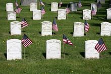 US Civil War Grave Site