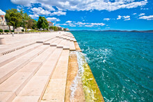 Zadar Sea Organs. Tourist Attr...