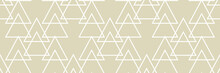 Geometric Seamless Pattern. Wh...