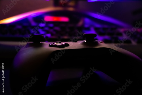 Fototapeta Gaming