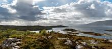 Plockton Coastline Near The Is...