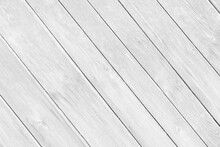 White Gray Wood Plank Texture ...