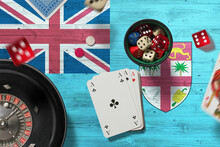 Fiji Casino Theme. Aces In Pok...