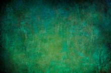 Green Grunge Background Or Tex...