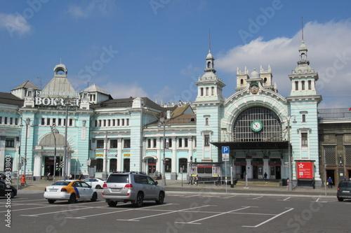 Tela Russia Moscow City, Belorussky raiway station, July 2020 (38)