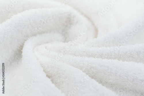 Towel texture closeup Canvas