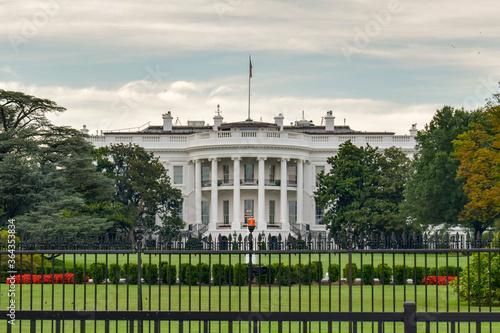 The White House in Washington, D.C. in 2019. Lerretsbilde