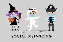 COVID-19 And Social Distancing...