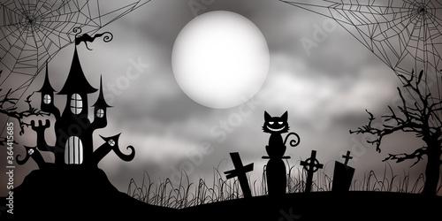 Cuadros en Lienzo Halloween  ハロウィーン ハロウィン