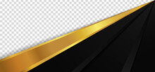 Abstract Luxury Gold Metallic ...
