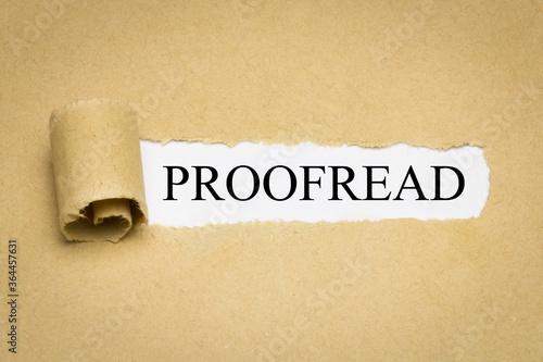 Photo Proofread