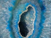 Detail Of Quartz Geode