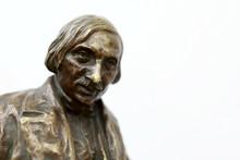 Statue Of Russian Writer Nikolai Gogol