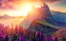 Impressively Beautiful Dolomit...