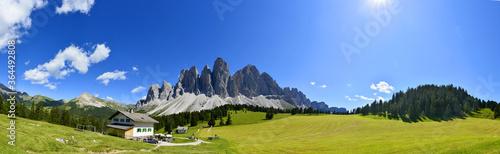 Panorama alpino Fototapet