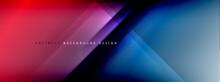 Motion Concept Neon Shiny Line...
