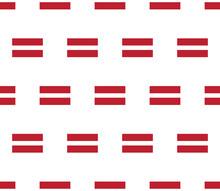 Latvia Flag Seamless Pattern. ...