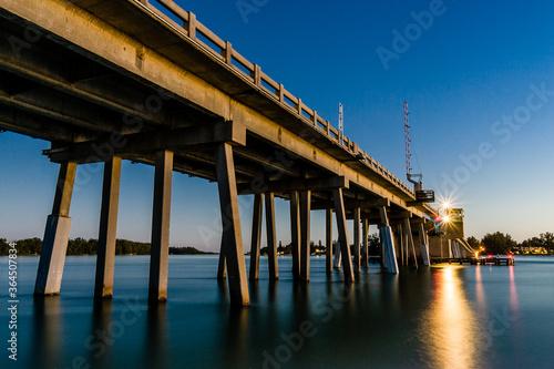 Photo Longboat Pass between Bradenton Beach and Longboat Key on Florida's Gulf Coast