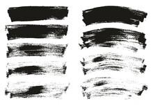 Flat Paint Brush Thin Long & C...