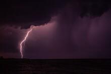 Beautiful Scenery Of Lightning...