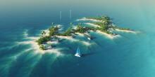 Summer Paradise Tropical Priva...