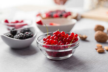 Ingredients For A Berries Cake
