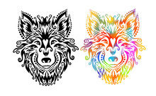 The Wolf Is Beautiful With Cur...