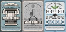 Education Posters, Architectur...