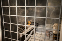Prison Cell For Prisoners Of W...