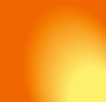 Abstract Orange Background Sim...