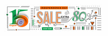 Independence Day 80% OFF Sale ...