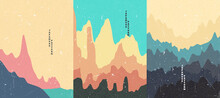 Vector Illustration Landscape....