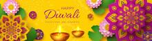 Diwali, Festival Of Lights Hol...