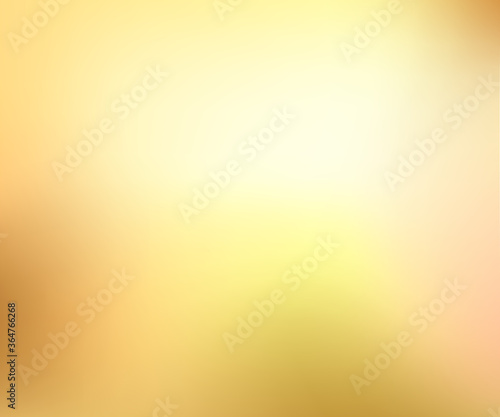 Abstract gold gradient background Fototapet