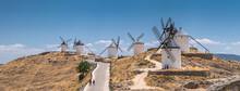 Windmills, Don Quijote De La M...