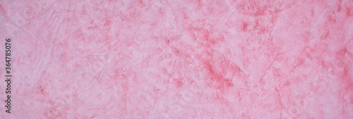 pink fur texture, pink background on Valentine's Day Wallpaper Mural