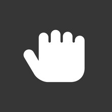 Hold Hand -  Metro Tile Icon