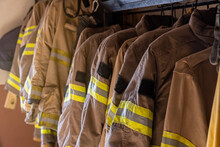 Firefighter's Uniforms And Gea...