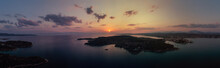 Aerial Drone Panoramic Photo O...
