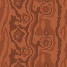 Brown Red Wooden Surface With ...