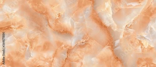 Fototapeta Marble texture background, natural onyx marble stone texture for polished random pattern used ceramic limestone tiles surface obraz