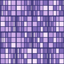 Geometric Seamless Repeating Pattern Of Squaers And Rectangles