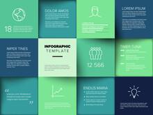 Multipurpose Mosaic Infographi...