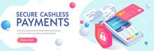 Secure Cashless Payment Via Cr...