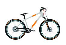 Bicycle, Bike Vector Design