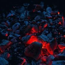 Hot Coals Burning