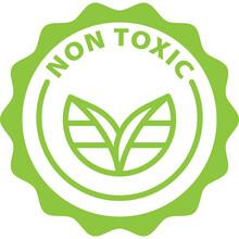 Non Toxic Green Icon Stamp Rou...
