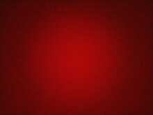 Red Background With Vignetting...