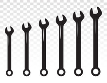Set Of Spanner / Basin Wrench ...